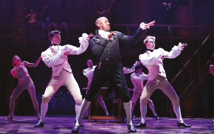 Theatre: Paul Bailey reviews Hamilton