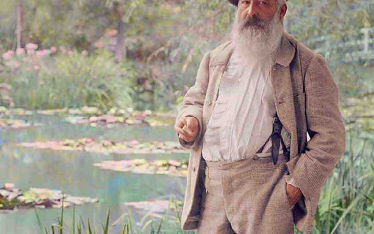 Monet talks - David Wheeler
