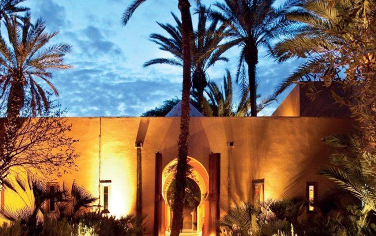 The gardens of Marrakech