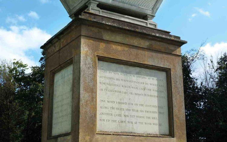 My elegy for a country church memorial - Lucinda Lambton