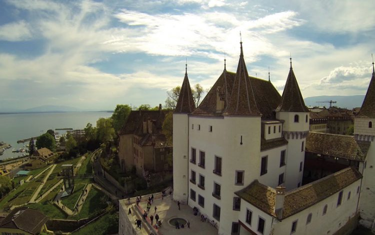 In love with Lac Léman