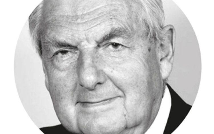 Memorial Service, Lord Mayhew of Twysden QC DL, 1929–2016