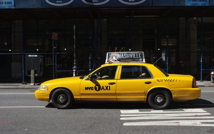 The rise and fall of the New York taxi