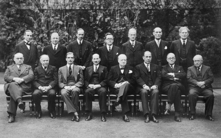 How did Churchill and Attlee get on?