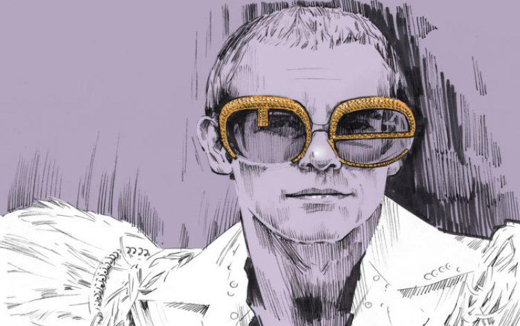 Elton's golden record