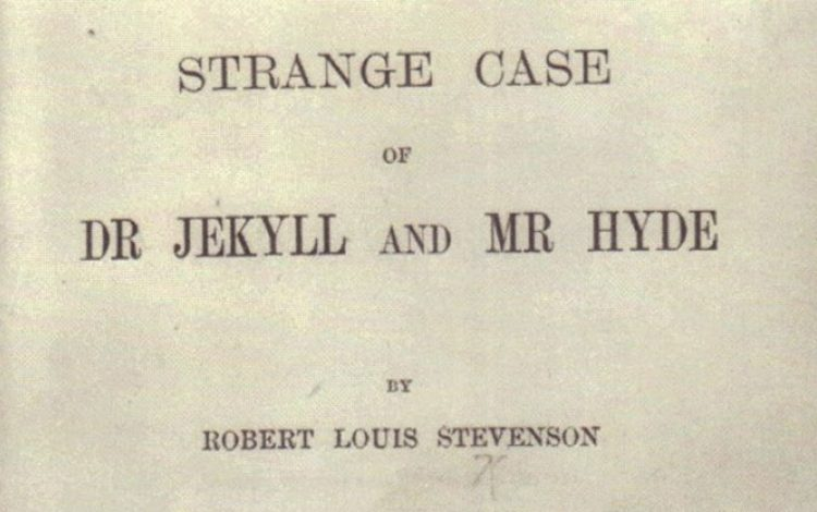The sad case of Jekyll and Hyde - Sophia Waugh