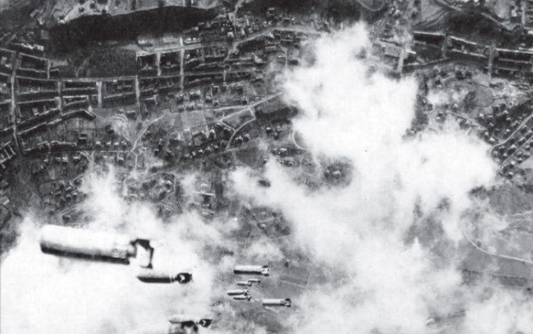 Sinclair McKay describes the horror of the Dresden firebombing
