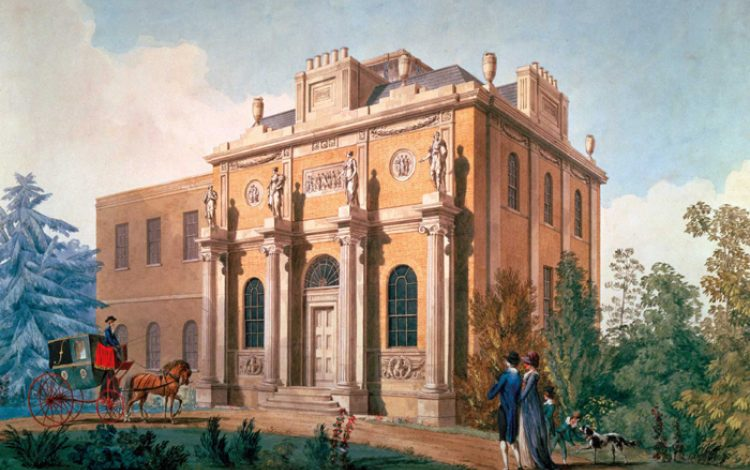 The joy of Soane's dazzling country house - in London, by Simon Scott Plummer
