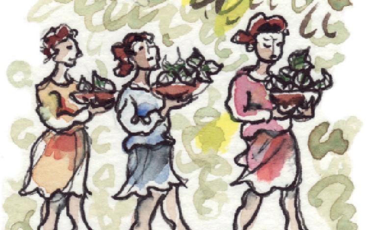 Cookery: 17th-Century British Reborn