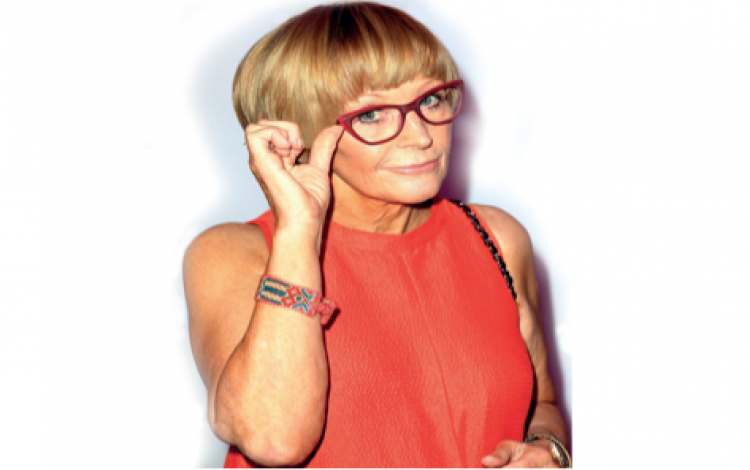 Farewell to the Sound of Silence – Anne Robinson