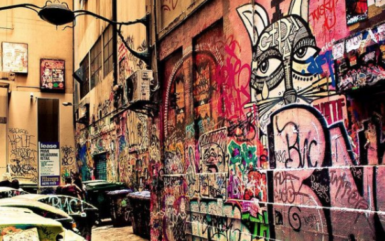 Town Mouse: The British excel at the ancient art of graffiti