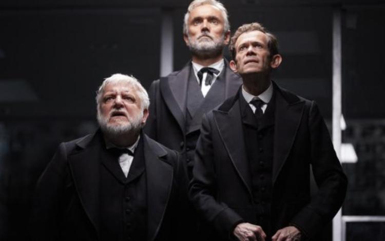 Theatre: Paul Bailey reviews Allan Bennett's Allelujah! and the Lehman Trilogy