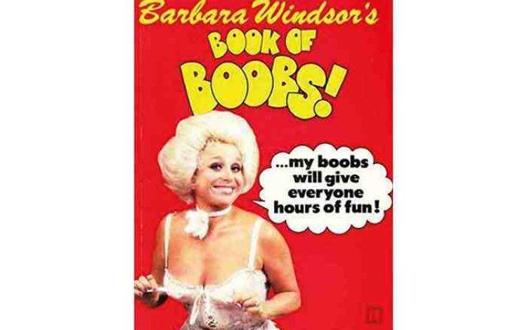 Barbara Windsor's magnificent boobs - Gyles Brandreth