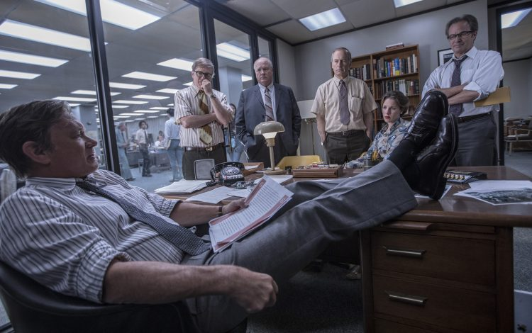 Film: The Post (12A), Early Man (PG), Three billboards outside Ebbing, Missouri (15) and Darkest Hour (PG) discussed