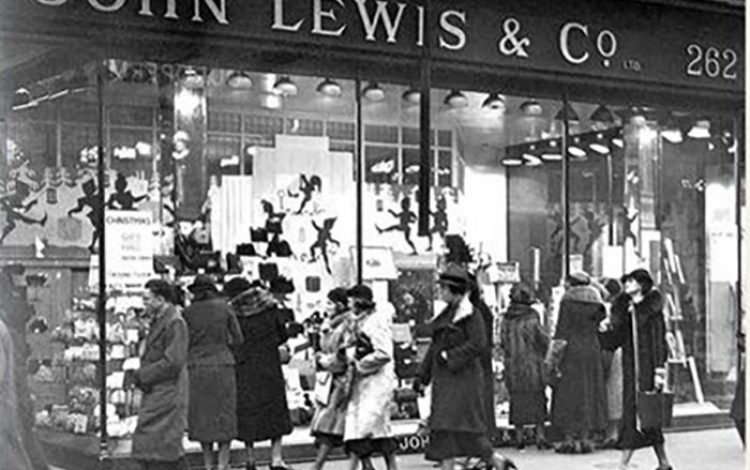 Family Business: An Intimate History of John Lewis and the Partnership, by Victoria Glendinning - Valerie Grove