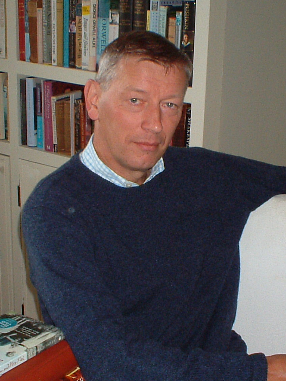 Photo of Alan Judd