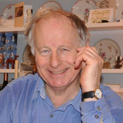 Photo of Johnny Grimond