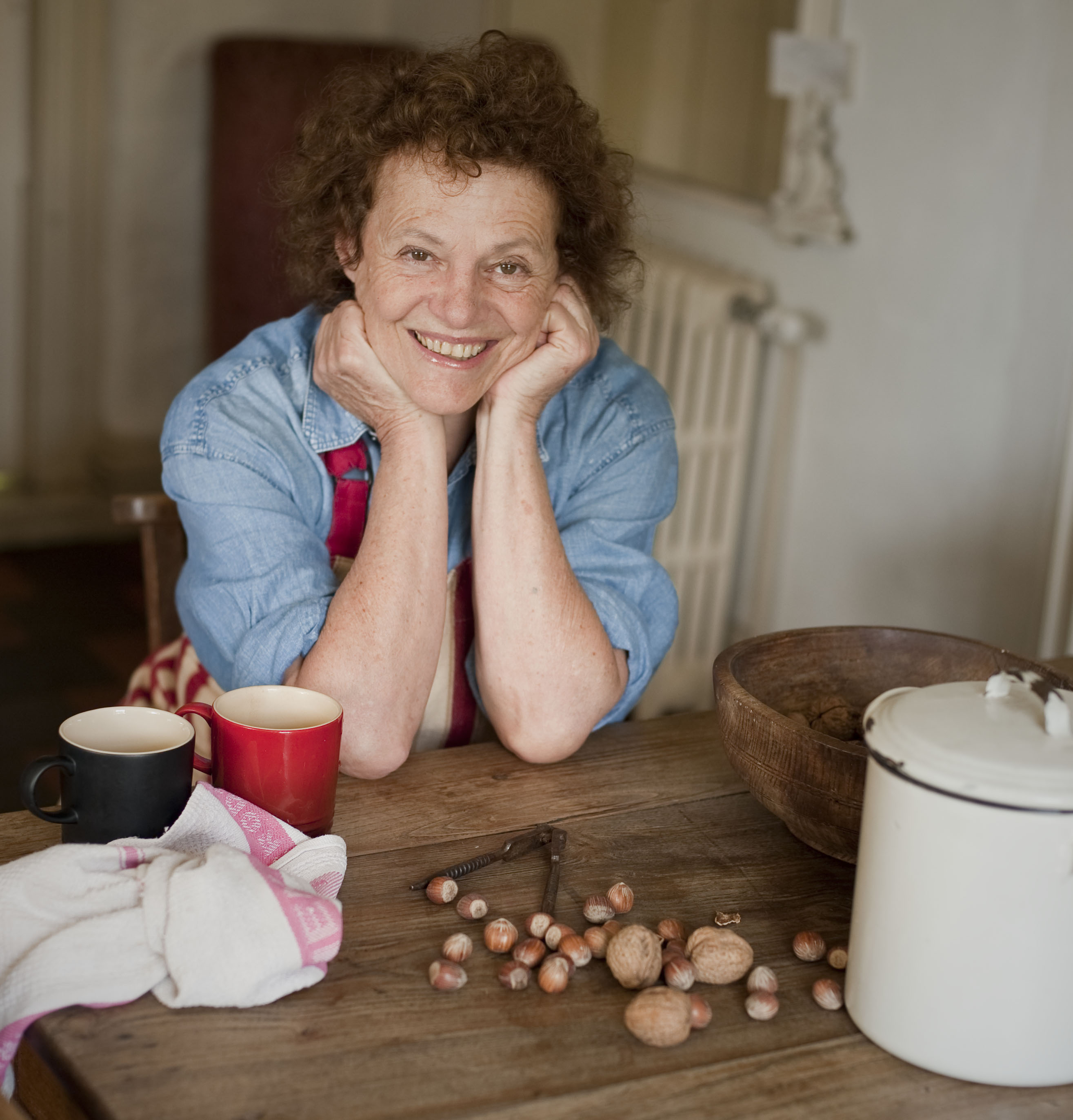 Photo of Elisabeth Luard